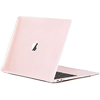 Amazon.com: TwoL Case for MacBook Air 13 A1932, Hard Shell ...