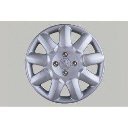 Peugeot - Embellecedor de rueda para Peugeot Prima 15 (con logotipo de Peugeot): Amazon.es: Coche y moto