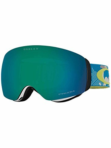 Oakley Flight Deck XM Adult Goggles - GI Camo Blue/Prizm Jade Iridium / One Size by Oakley