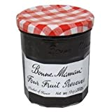 Bonne Maman Four Fruit Preserves 24x 13Oz