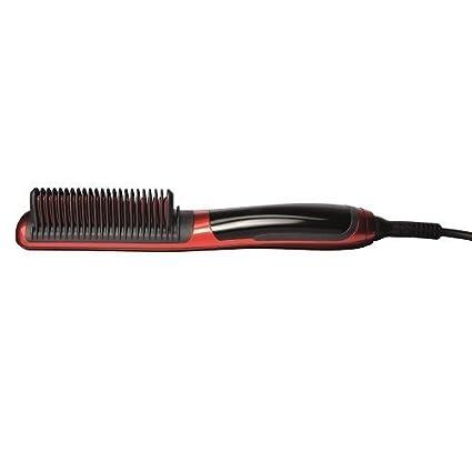 """Cepillo eléctrico alisador con forma de peine triangular """"LISSEOX"""""""