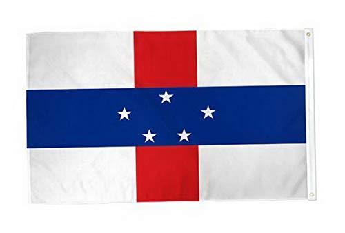 Kaputar 3x5 Netherlands Antilles Flag Country Banner New Indoor Outdoor | Model FLG - 7218