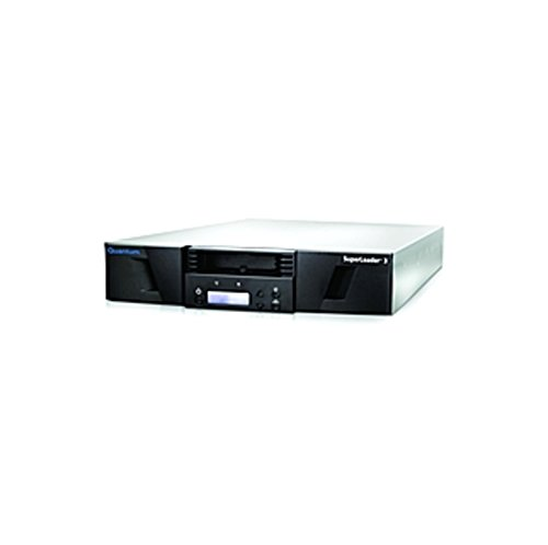 Quantum SuperLoader 3 Tape Autoloader - 1 x Drive/8 x Slot - LTO-7 - SAS - Barcode Reader - 2U Rack-mountable (Certified Refurbished) by Quantum