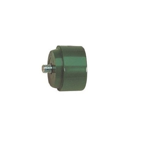 Armstrong 69-165 2-Inch Soft Face Hammer Tip, Tough Green