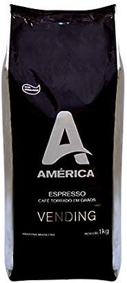 Café em Grãos America Vending