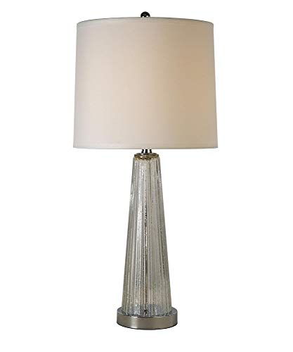 (Trend Lighting BT5760 Chiara Table Lamp, Polished Chrome)