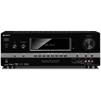 Sony STRDH720 7 1 Channel 3D AV Receiver (Black) (Discontinued by  Manufacturer)