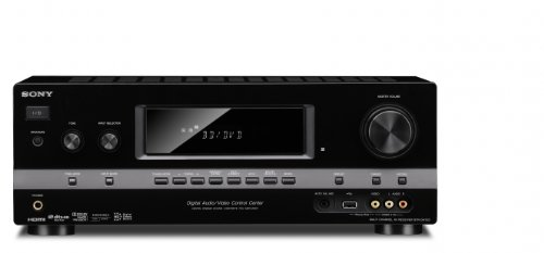 Sony STRDH720 7.1 Channel 3D AV Receiver (Black), Best Gadgets