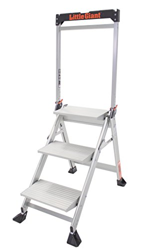 Little Giant Ladder Systems 11903 3-Step Jumbo