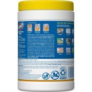 Clorox Disinfecting Wipes, Citrus Blend, 105 Wet Wipes - 10 Packs by Clorox Disinfecting Wipes (Image #2)