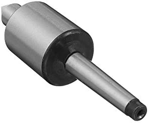 MT1 Precision Live Center Taper Triple Bearing Steel Lathe Arbor Machine Revolving Tool for High Speed Turning CNC Work