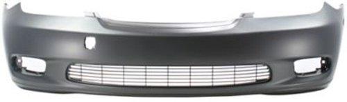 - Crash Parts Plus Primed Front Bumper Cover Replacement for 2002-2004 Lexus ES300, ES330