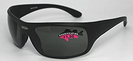 cf408aa475 Image Unavailable. Image not available for. Color  Polarized Sunglasses  with READERS 2.5x Hidden Bifocals