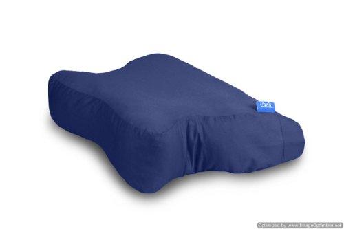 Contour Products CPAP Max Pillow Case, Navy Blue