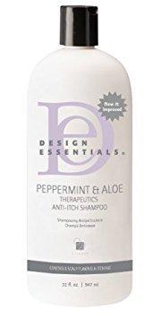 Design Essentials Peppermint Therapeutics Anti Itch