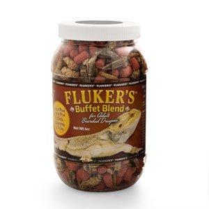 Fluker`s Bearded Dragon Buffet Blend Adult Food 1.5oz