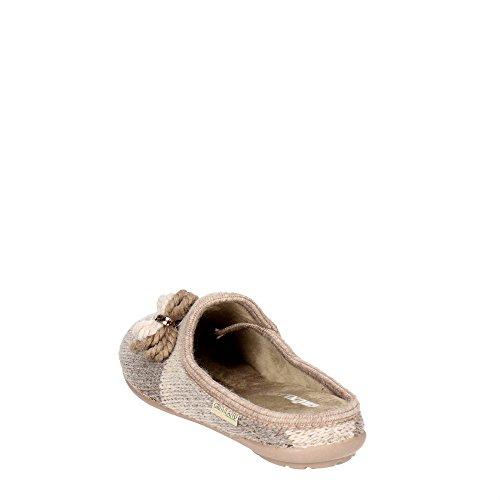 Grunland CI2200-B5 Slipper Women Beige 5ZMVElrV