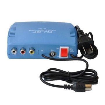 Tv Rf Modulator - Rf Coaxial Converter - RF Modulator AV-RF AV-TV