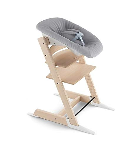 Stokke Tripp Trapp Newborn Set, Grey (Stokke High Chair Cushion)