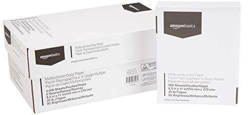 AmazonBasics Multipurpose Copy P...