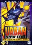 Urban Strike - Sega Genesis