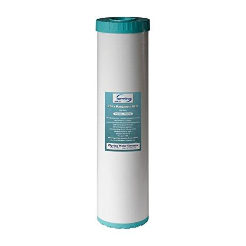 greensand water filter - 5