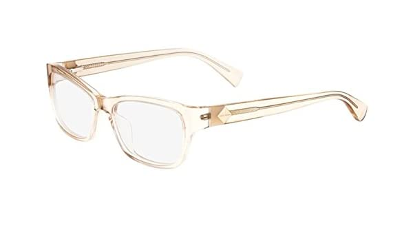 a28561c87e COLE HAAN Eyeglasses CH5005 278 Crystal Sand at Amazon Men s Clothing store
