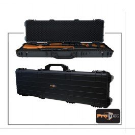 Protek Long Gun Double Rifle Case with Foam