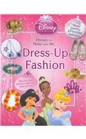 Dress-Up Fashion: Things to Do and Make (Disney Princess) pdf