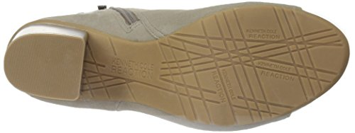 Kenneth Cole REACTION Womens Fridah Cool Ankle Bootie Taupe n020W5YM0