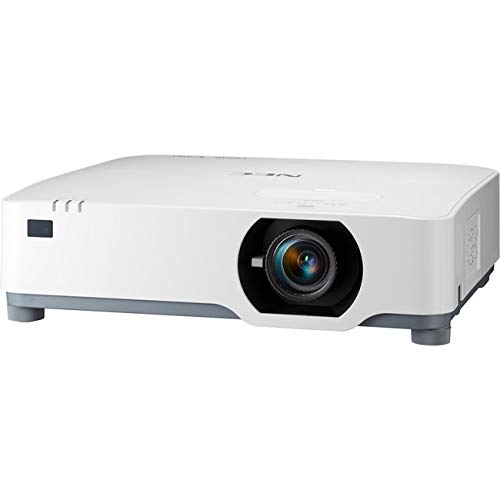 NEC Display PJ-P525UL LCD Projector - 1080p - HDTV - 16:10 - Ceiling, Rear, Front - Laser - 20000 Hour Normal Mode - 1920 x 1200 - WUXGA - 500,000:1-5200 lm - HDMI - USB - 320 W - White Color - 5 Ye