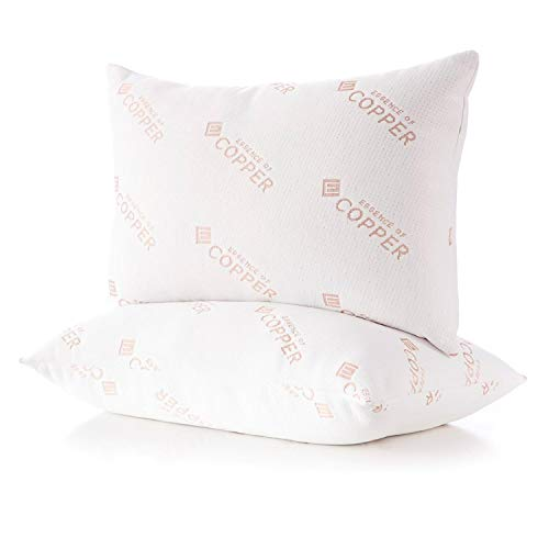 (Essence of Copper Two Pack Pillows)