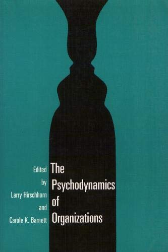 Psychodynamics Organization (Labor And Social Change)