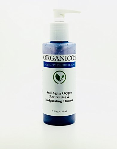 Orchid Extract (ORGANICOLAB, Anti Aging Oxygen Revitalizing and invigorating cleanser awakens the skin with Ginseng, Orchid Extract and Glycoproteins, 6 Fl.Oz)
