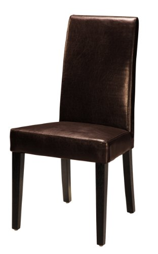 (Global Furniture Dining Chair, Brown)