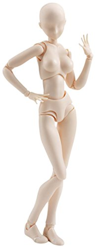 SH-Figuarts-Woman-Pale-Orange-Action-Figure-Set-by-AnimeManga-by-Ban-Dai