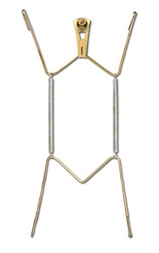 Impex Systems 50472 (10-14 inches) (30 Pounds) Hanger (2-Pack) (Platters Plate Hangers For Large)