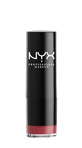 NYX PROFESSIONAL MAKEUP Extra Creamy Round Lipstick, Fig, 0.