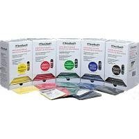 Theraband Dispenser Package Yellow 30-5' Bands by Exercise & Rehab.