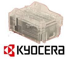 Kyocera Staple Cartridge, 5000 Staples/Ctg, 3 Ctgs/Box (SH-12)