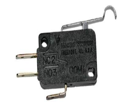Buggies Unlimited Club Car 3-Terminal Micro Switch (Fits 1980-Up)