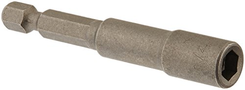 Vermont American 15114 1/4-Inch Head 2-9/16-Inch Length Magnetic Nutsetters ()