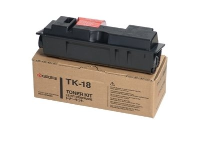 (Kyocera TK18 Laser Printer Toner Cartridge)