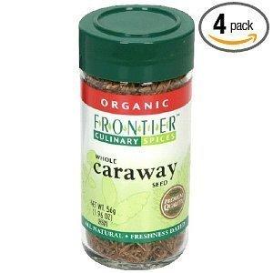 Frontier Herb Btl Caraway Seed Whl