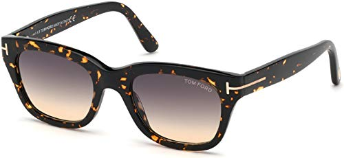 Sunglasses Tom Ford FT 0237 Snowdon 56B Shiny Dark Havana/Gradient ()