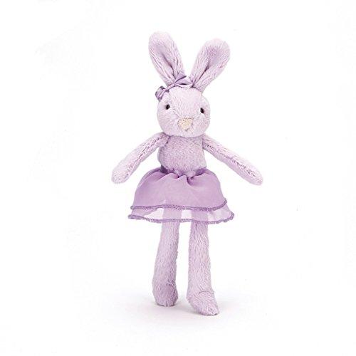 Jellycat Tutu Lulu Lilac Bunny – 9″
