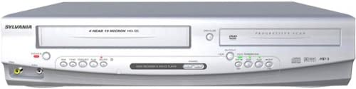 Sylvania DVC840G DVD / VCR Combo by Sylvania