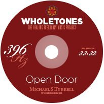 Wholetones: The Healing Frequency Music Project - Book and CD Set by Barton Publishing