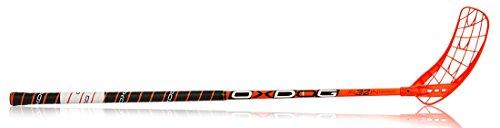 Oxdog Fusion 32 Floorball Stick, Orange, 87cm, Right Hand