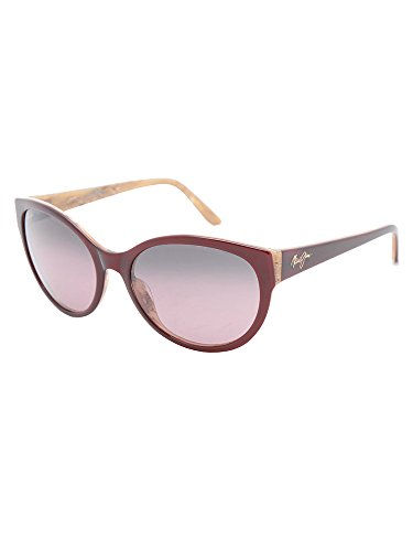 Maui Jim Women's Venus Pools Sunglasses RUBY-SANDSTONE-MAUIROSE - Pool Venus